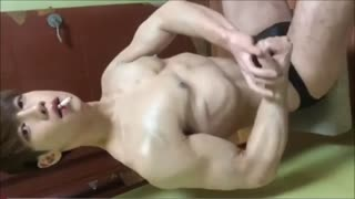 _393_Guys, hot Korean guy wanking and cumming for you