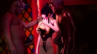 邪恶的地下色情交易【3D】