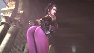淫荡的美少女战士【3D】