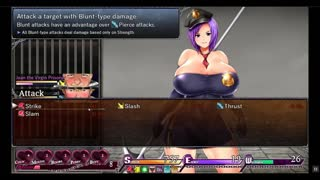 Karryn's Prison [RPG Hentai game] Ep7 huge breast massaged