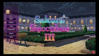 Sakura Succubus III Part 1 - Lets Start