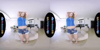 SexBabesVR - Virtual Girl Fucked with sexy Sybil A