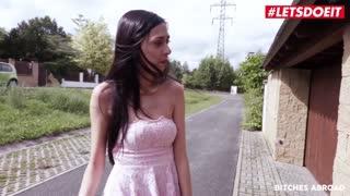 LETSDOEIT - Skinny Czech Teen Fucked To Climax By Her Daddy's Friend