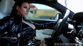 Jules Jordan - Angela White Gangbang, Double Anal, Triple Penetration!