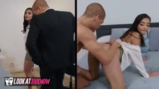 Look at her now - Emily Willis Likes to get Choked and Spanked