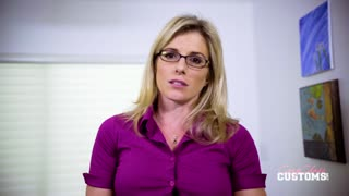 Cory Chase in Your MILF Boss Commands - JOI