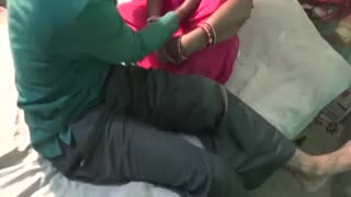 Indian Maid fucked by driver in her bedroom