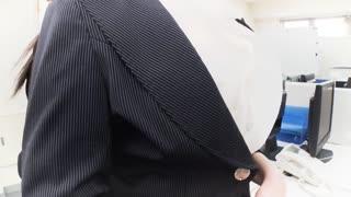 工作女性-美波ゆさ夏目