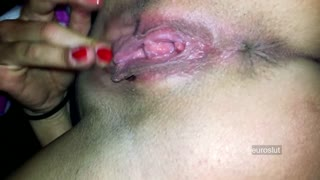Intense Throbbing Asshole Contractions Grool Drip Orgasm (Full Video)