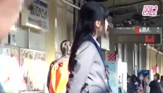 [NHDTA-790] 對黑髮女高中生性騷擾吧 只要讓她高潮一次就會不斷發情還在電車內渴求作愛