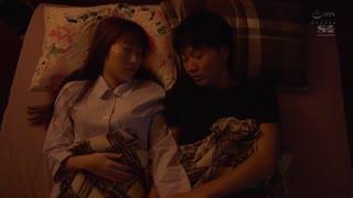 深夜0時… 妻子就寝後、與暫住的大姨子每晚如野獸般瘋狂做愛。 奥田咲 SSNI-769