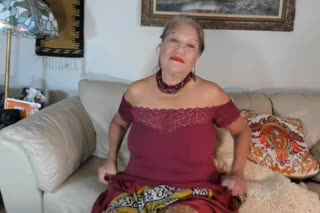 Mature Latina woman it is bedtime seductively undressing & putting on my nightie