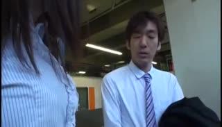 [MOND-062] 與憧憬的女主管二人單獨到鄉下出差卻遇上台風回程電車停駛於是只能在當地住一晚 藤江由恵