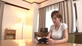 文學系母親將兒子朋友拘束中出淫語性愛 君島美緒 VAGU-220