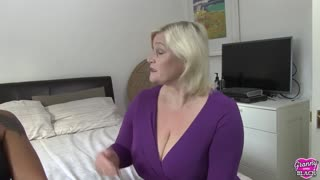 GRANNYLOVESBLACK - Hubbys New PA Goes Above and Beyond
