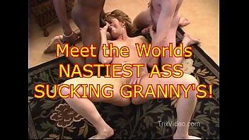 WORLDS Nastiest OLD GRANNIES