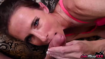 Sofie Marie Sucks Dick And Offers Pussy For POV Smashing