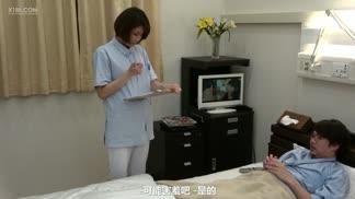 DOKI-005精液檢查中 和護士單獨相處 患者(新婚丈夫)假裝有勃起障礙 拜託幫忙採精…