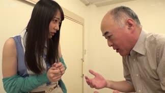 MKON-034前來探病的女友每天都和我的父親在病房做愛