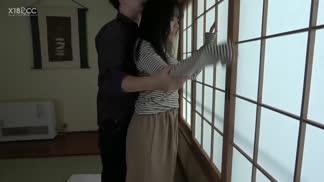 BANK-032巨乳人妻溫泉約會 羞恥年輕妻子J罩杯美穗26歲