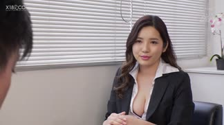 JUFE-266女上司溫柔叱喝的走光內褲淫語教育