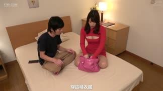 DOKI-004叫來人妻應召女郎,居然是女上司,OL應召女郎採取的行動是
