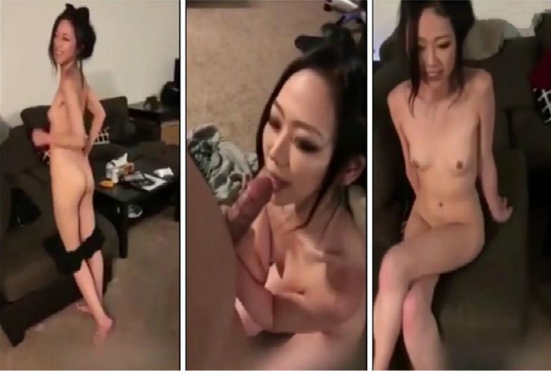 网传疑似某地资深女艺人薛XX儿媳陈XX与老外前男友性爱视频在